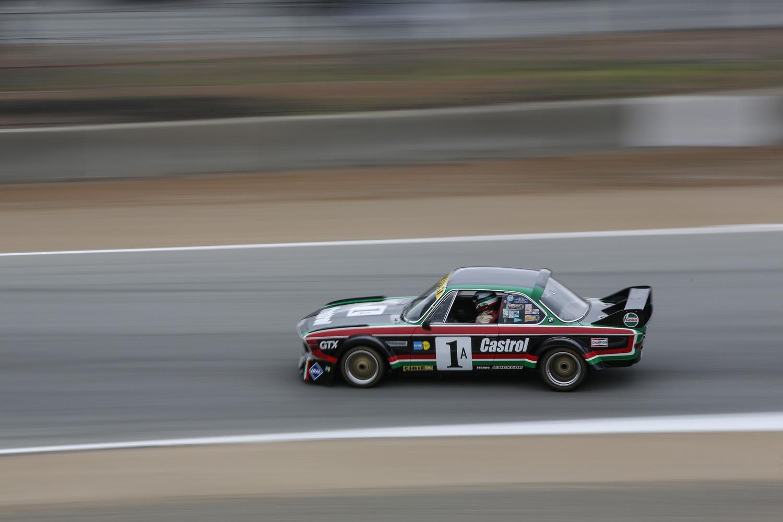 Castrol E9 BMW Laguna Seca
