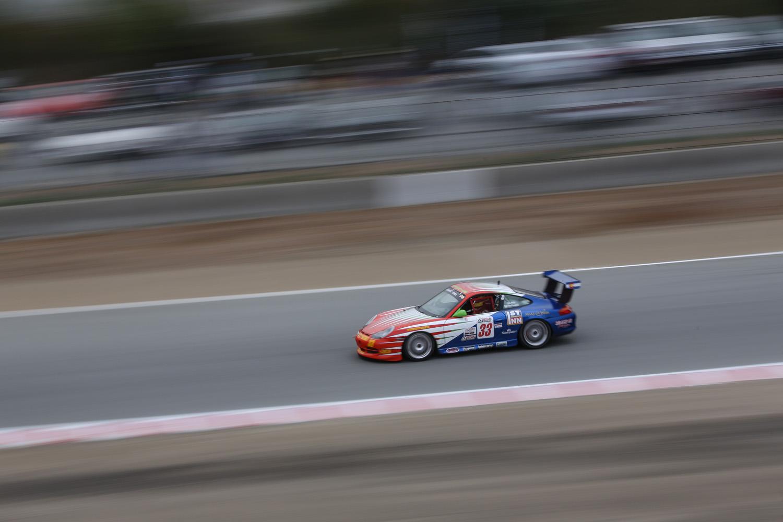 Laguna Seca Porsche Endurance