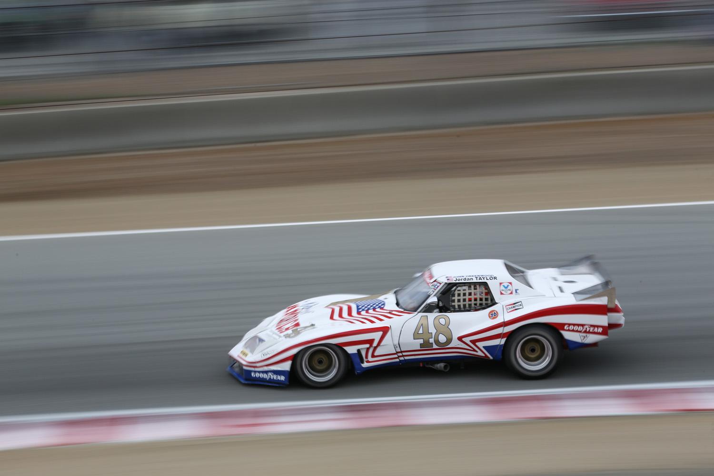 Spirit of America Greenwood Corvette