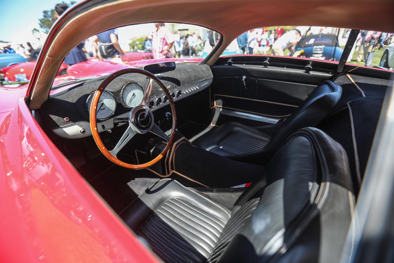 Bosley GT interior