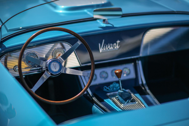 Vivant steering wheel