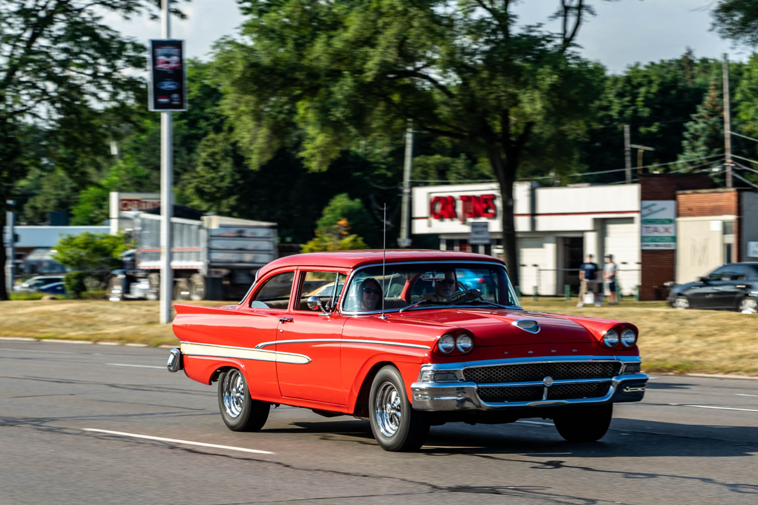 25th Woodward Dream Cruise
