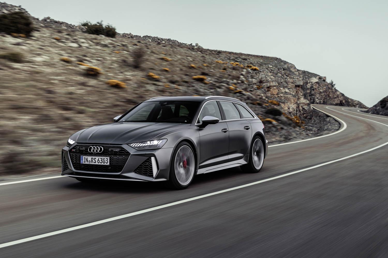 Audi confirms 591-hp RS 6 Avant is finally U.S.-bound thumbnail