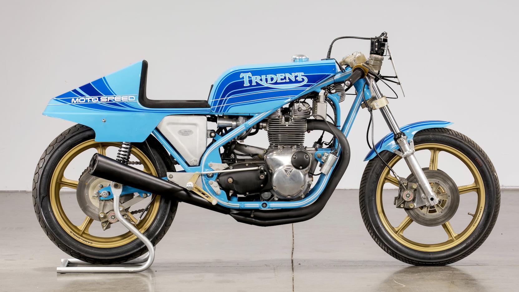 1978 Triumph Rob North Trident