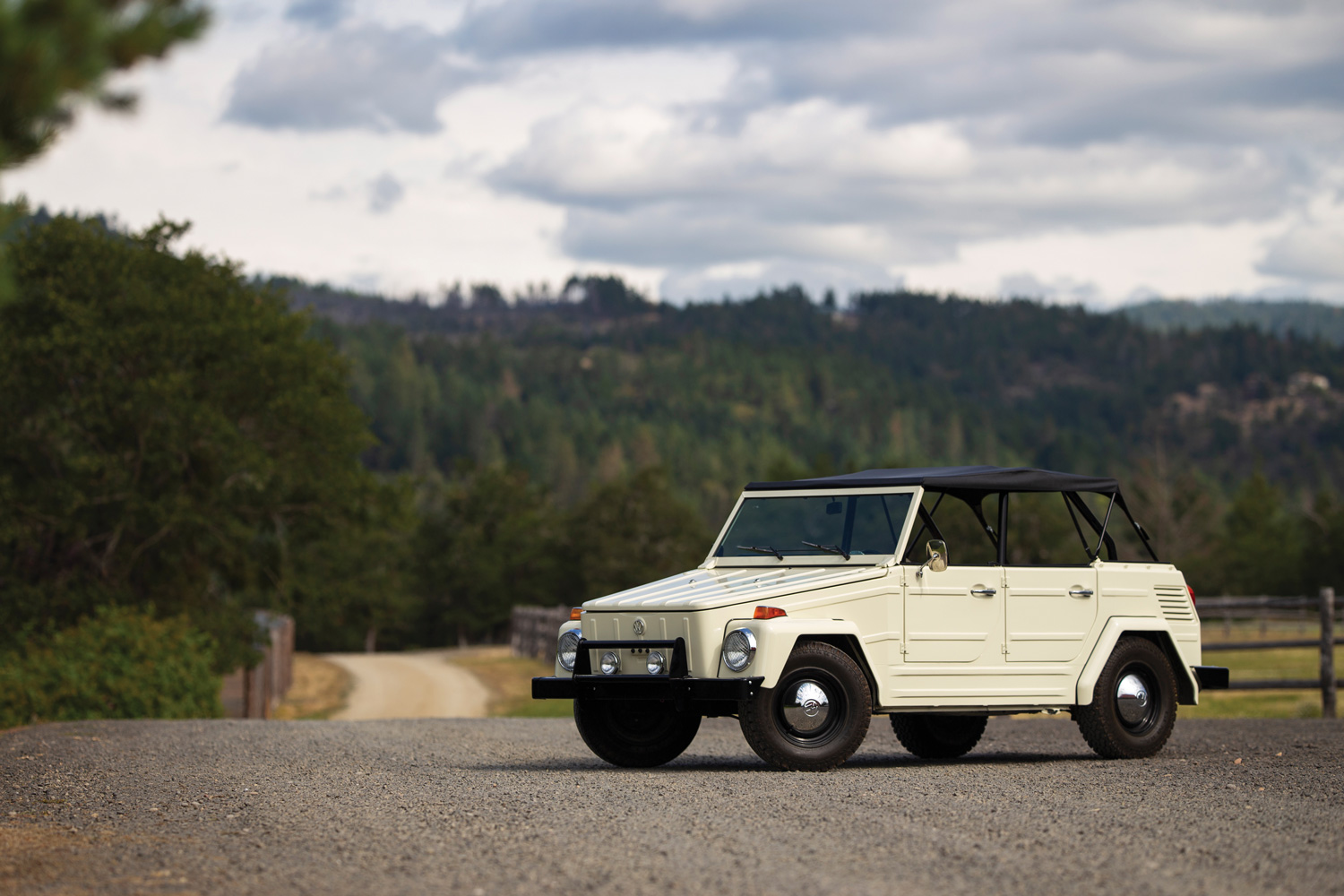 1973 Volkswagen 181 Thing