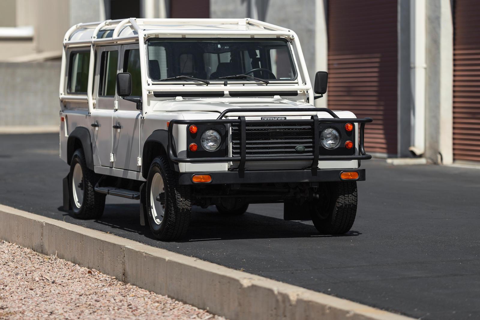 1993 Land Rover 110 NAS