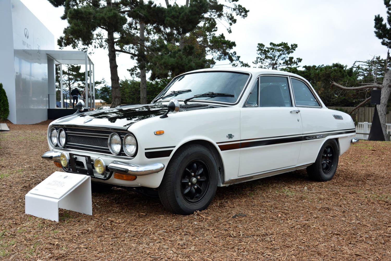 1972 Isuzu Bellett GT-R
