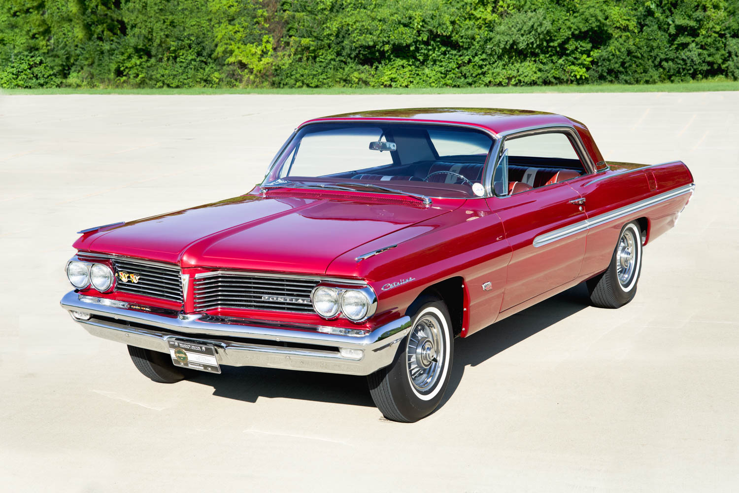 Fans of the full-size ponchos frequently point to the '62 Catalina as the best of the breed. By any measure, it's a beautiful automobile.