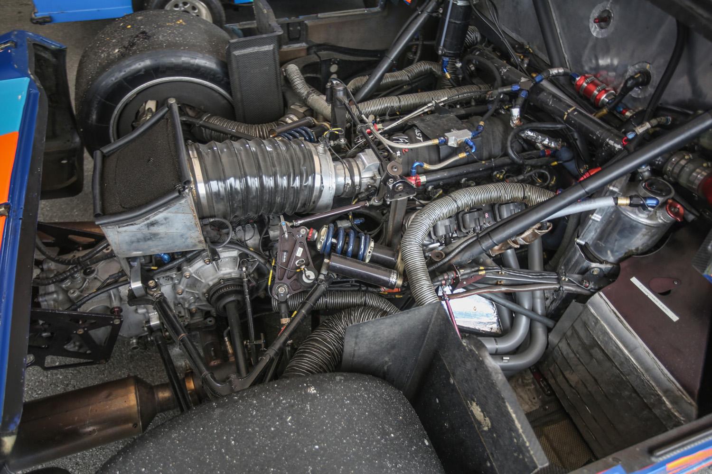 Riley-Pontiac LS V-8