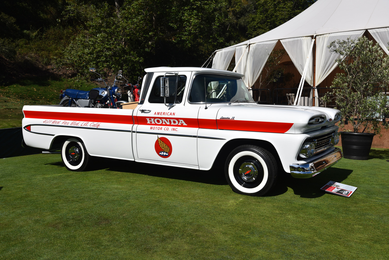 American Honda 1961 Chevrolet half-ton pickup