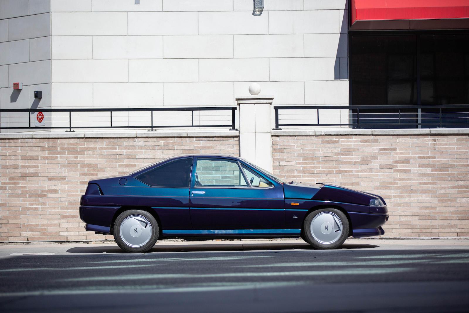 1991 Autech Zagato Stelvio AZ1