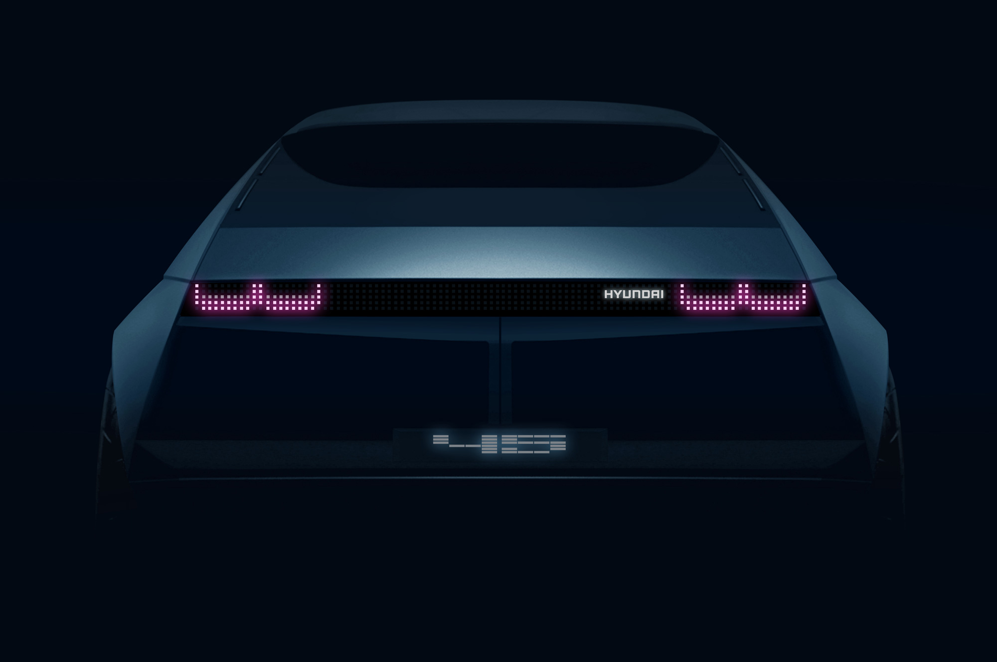 Hyundai previews future EV styling with '45' concept thumbnail