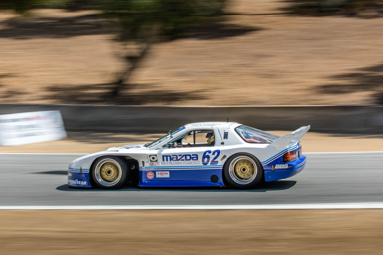 1991 Mazda RX-7 driven by Joel Miller