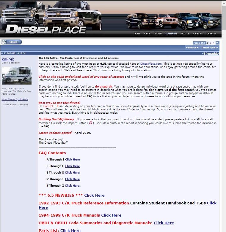 DieselPlace.com