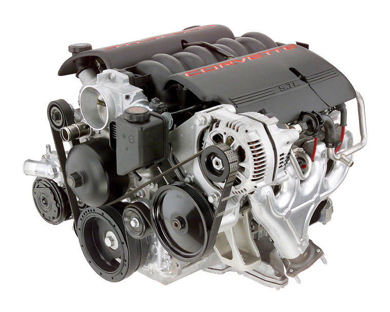 Corvette LS engine