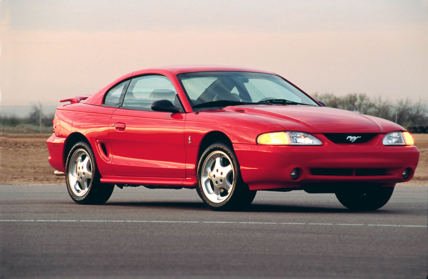 1994 Ford Mustang Cobra coupe