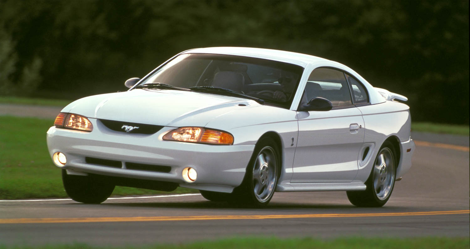 1995 Ford Mustang Cobra coupe