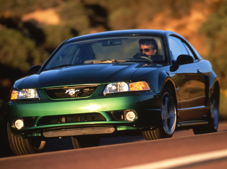 1999 Ford SVT Mustang Cobra