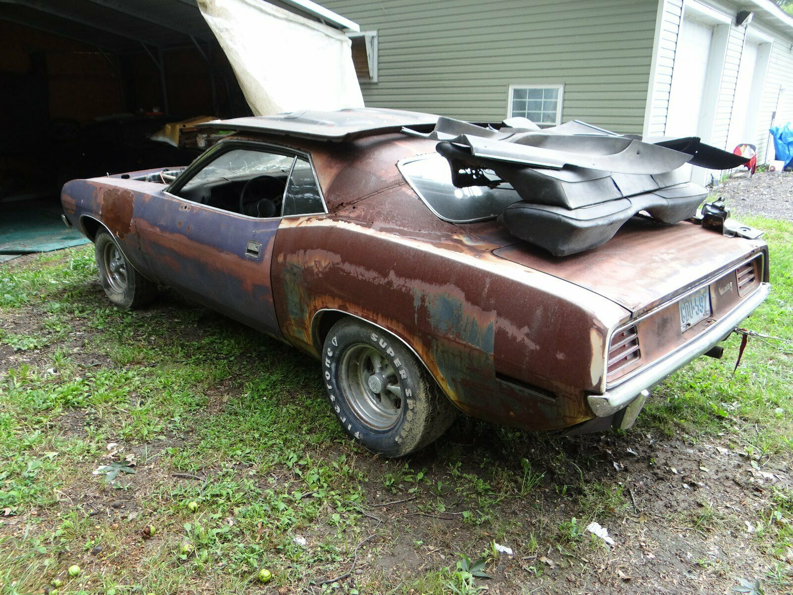 1970 Plymouth Barracuda 'cuda