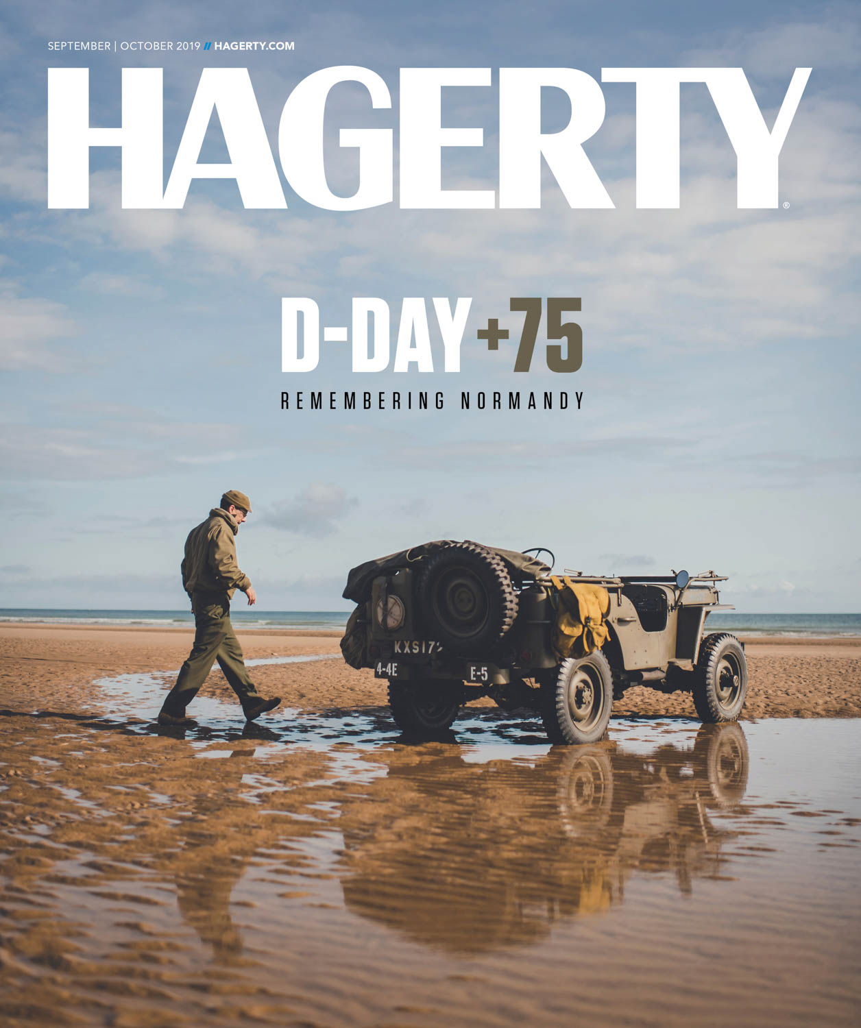 Hagerty Magazine: Behind the Issue Sept/Oct 2019 thumbnail