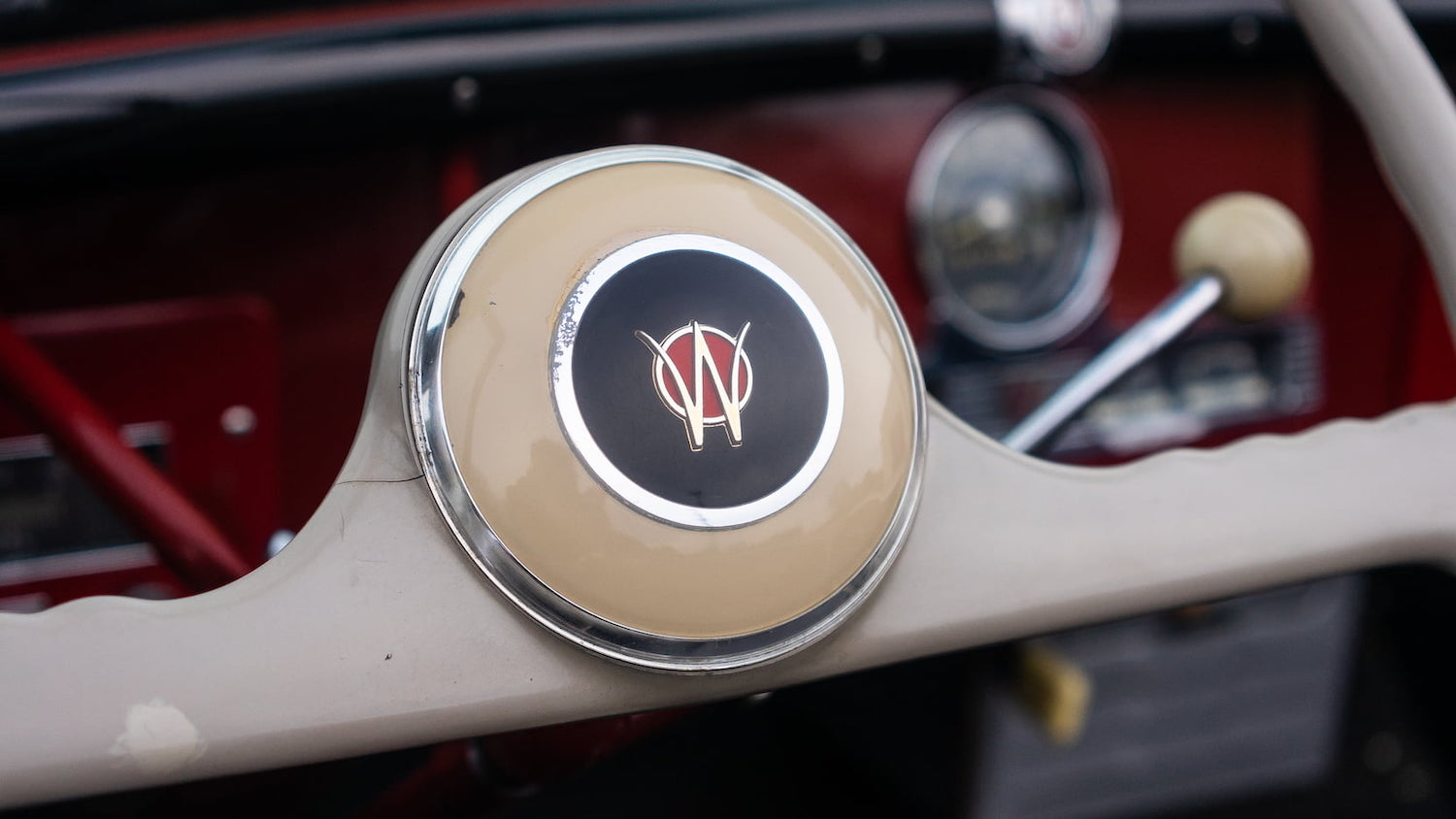 Willys Jeepster Wheel