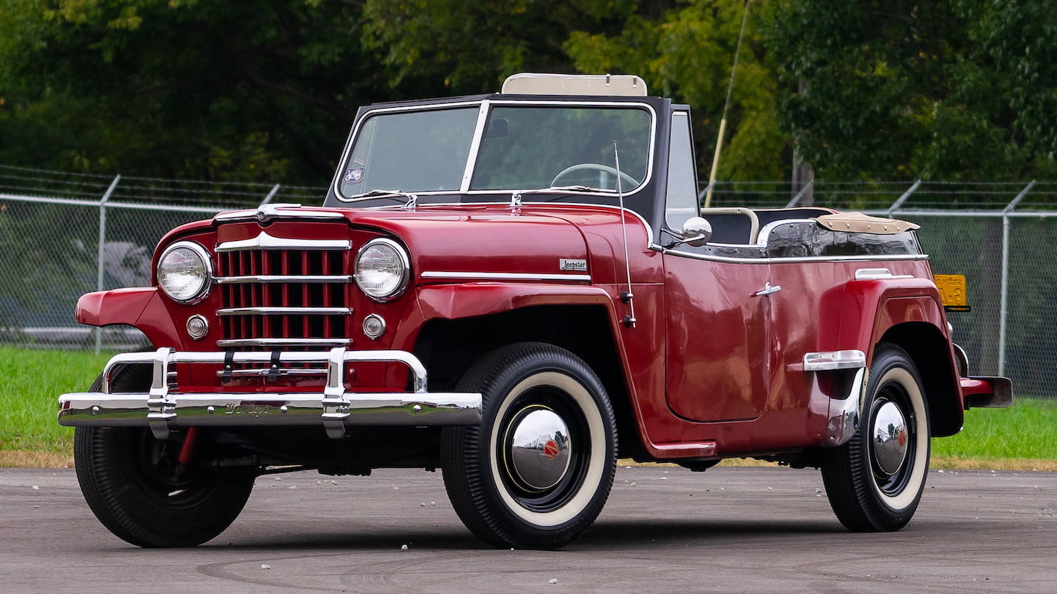 Why Willys Jeepster Values Aren T Keeping Pace With Its Undeniable Charm Hagerty Media