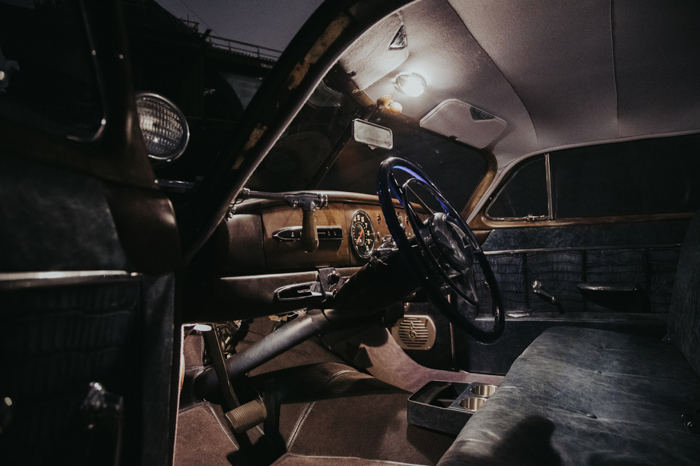 Icon Hudson Derelict Cabin Driver Side