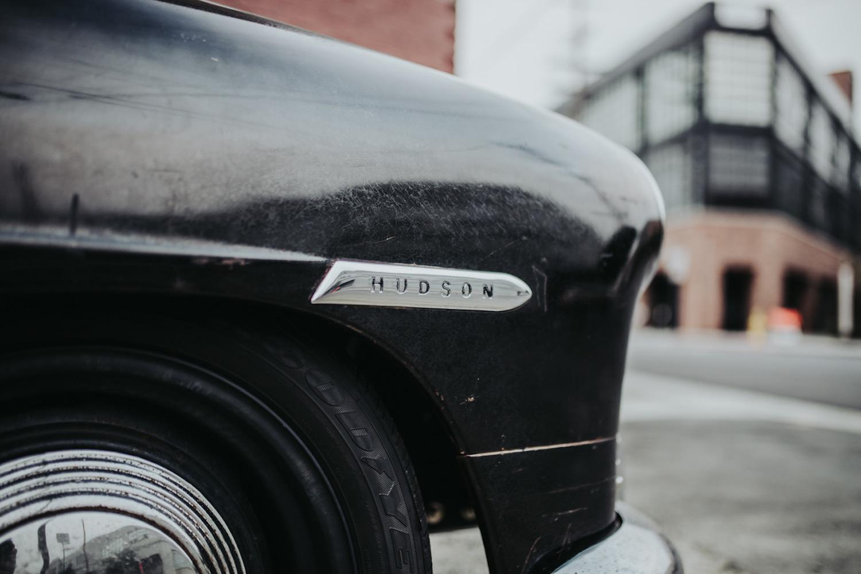 Icon Hudson Derelict Fender