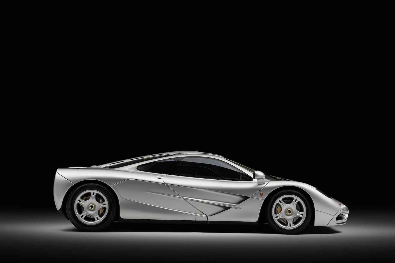 McLaren Side
