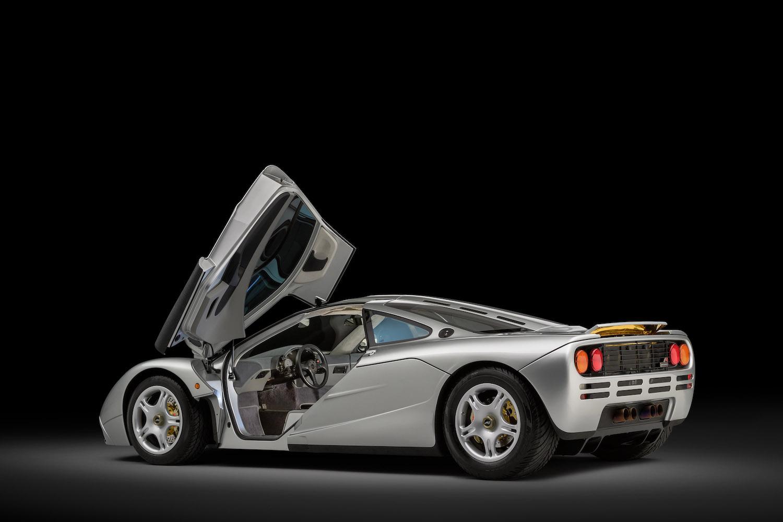 McLaren Rear
