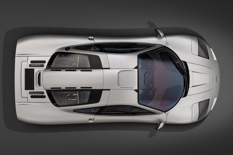 McLaren Overhead