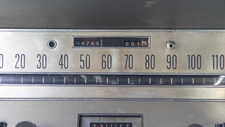 Elvis Limo Speedometer