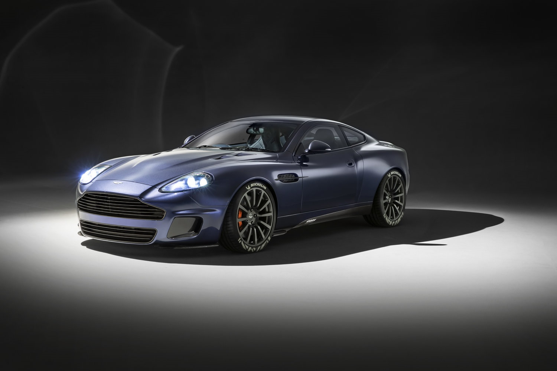 CALLUM, Aston Martin, and R-Reforged work some magic on the Vanquish thumbnail