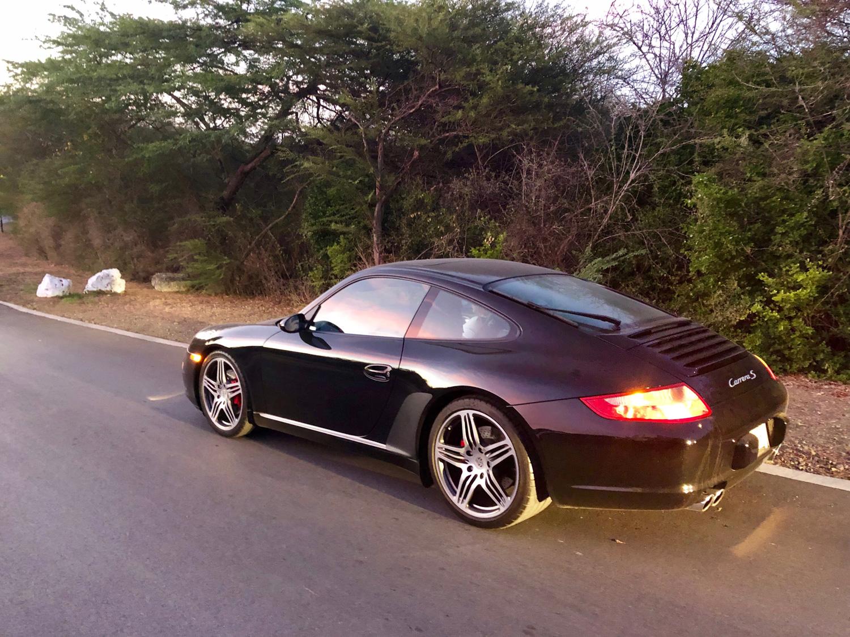 Carlos's Porsche