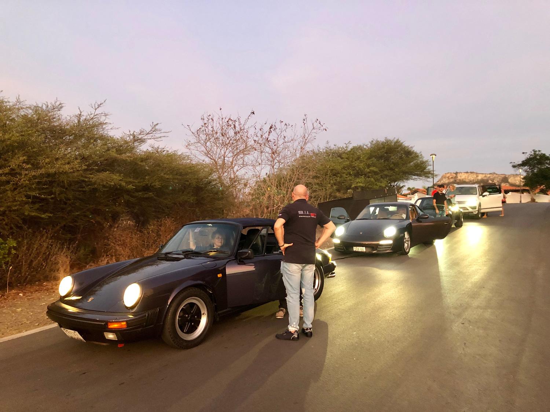 Porsche Adventure