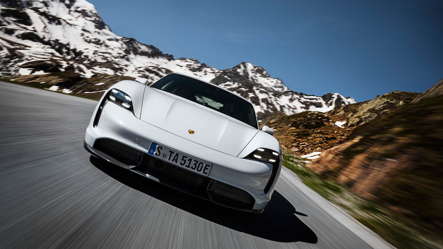 Porsche reveals 2020 Taycan, with little changed from Mission E concept