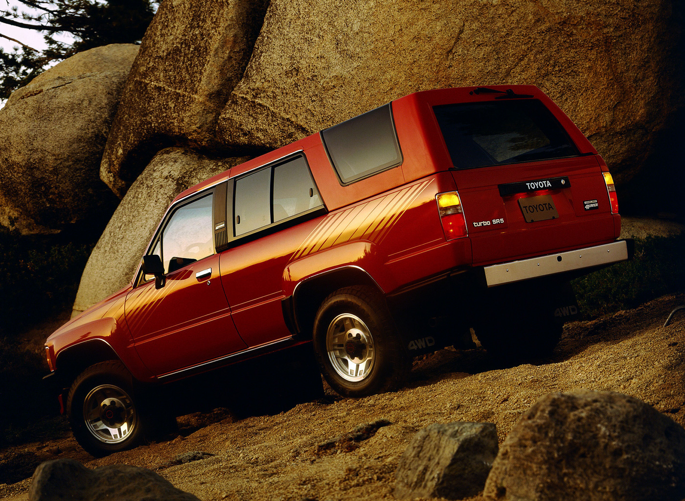 The rise of 1984–89 Toyota 4Runners can't be ignored thumbnail