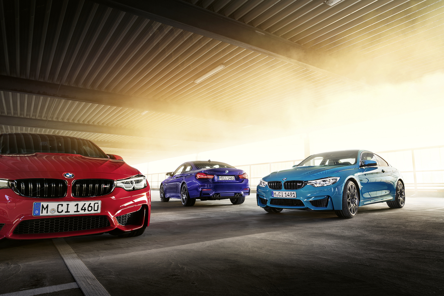 2020 BMW M4 Edition ///M Heritage Coupe is the latest special-edition M car thumbnail