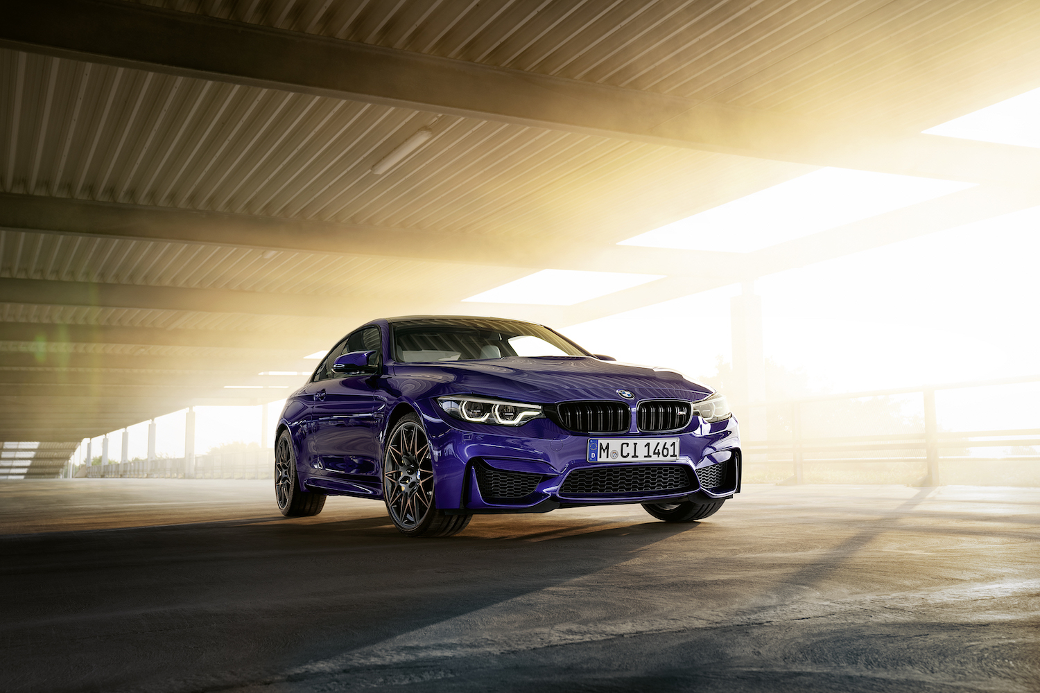 BMW M4 Heritage Edition