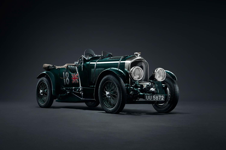 1929 Bentley 4½-litre Team Blower