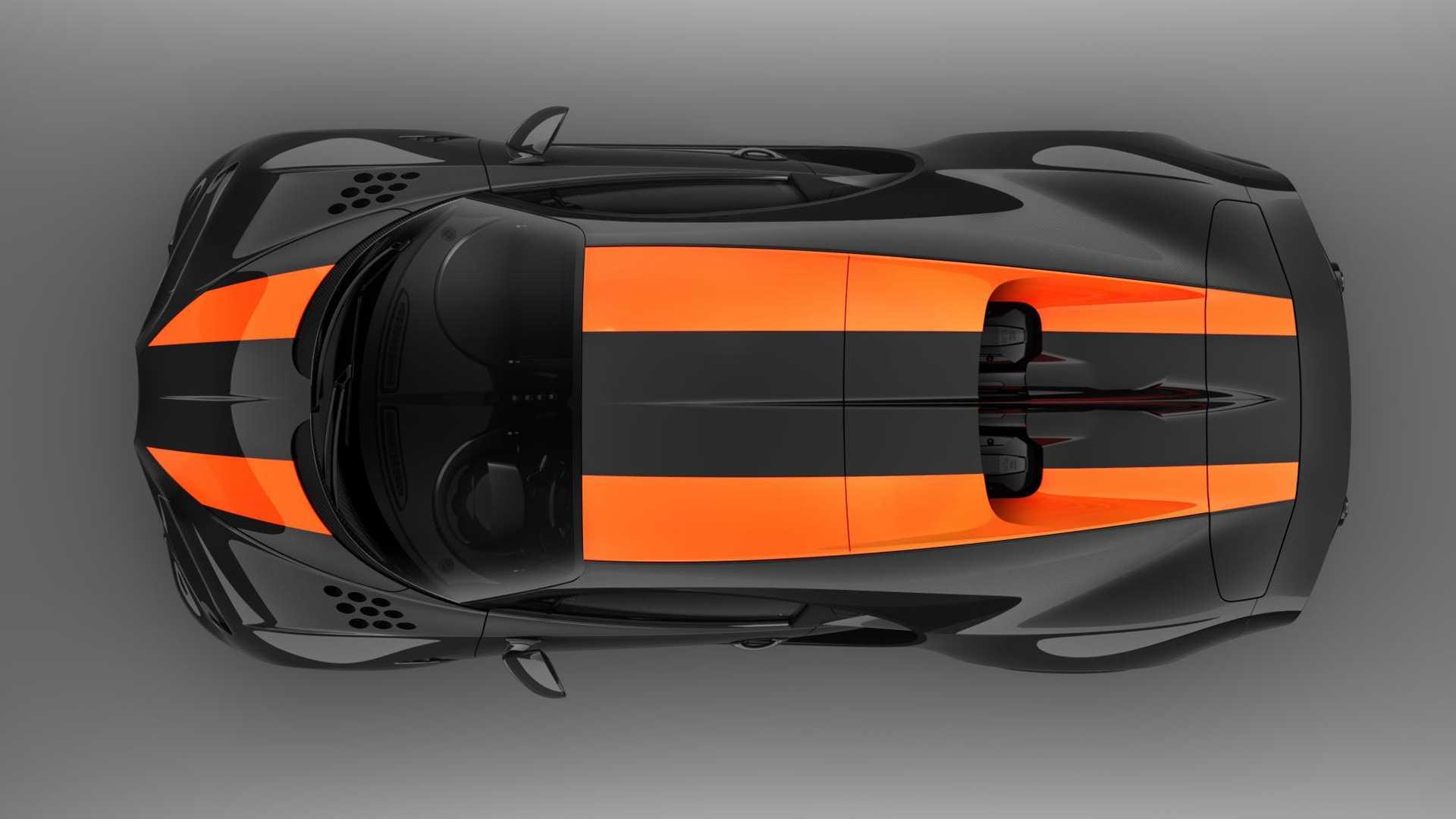2021 Bugatti Chiron Super Sport 300