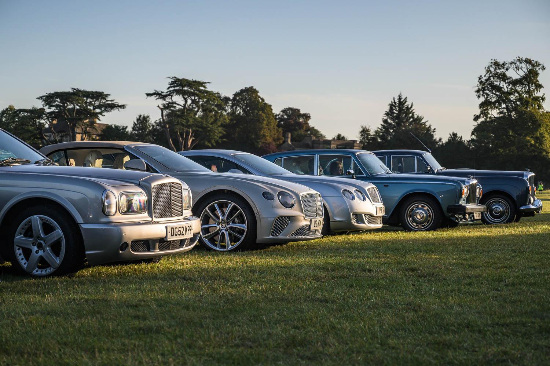 Bentley at Salon Prive
