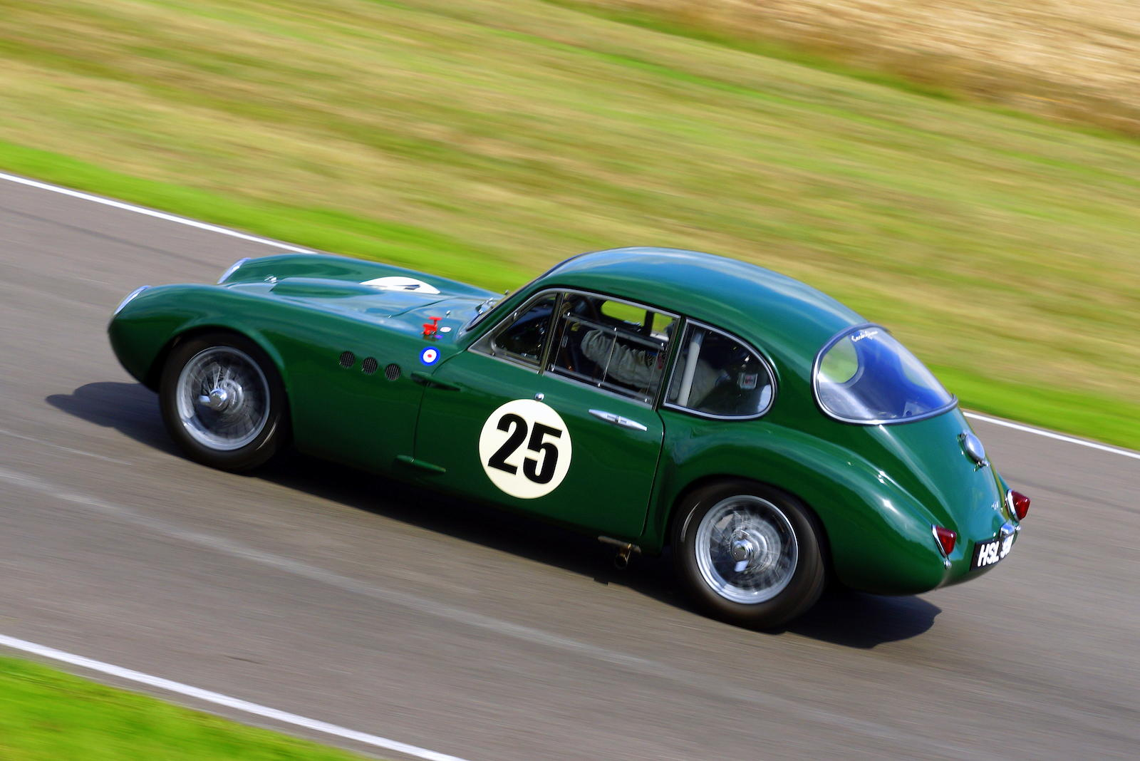 1957 Rochdale GT Coupé