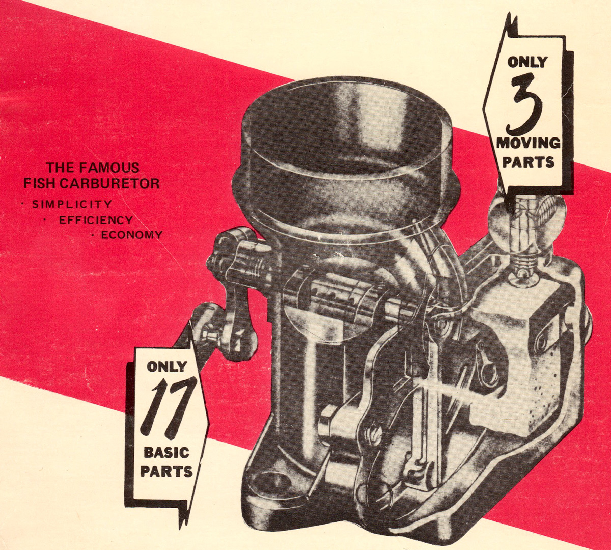 Fish carburetor