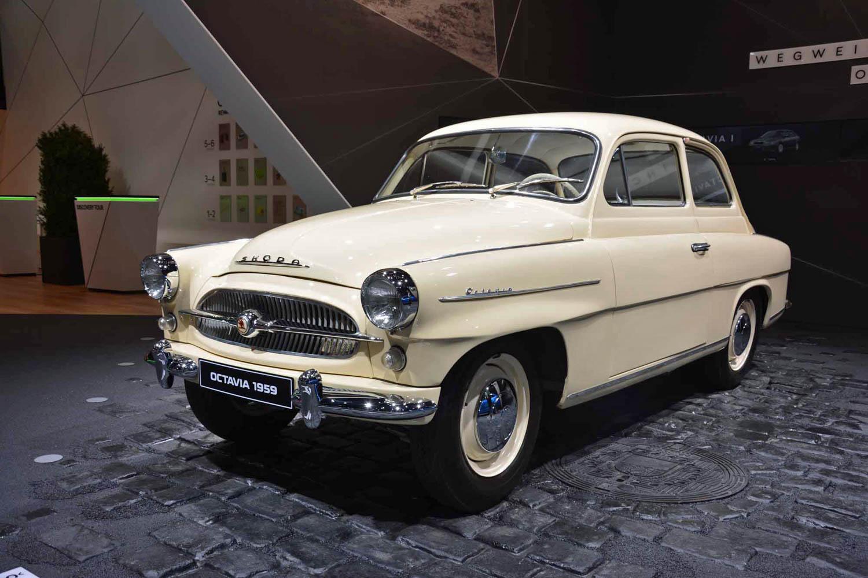 1959 Škoda Octavia