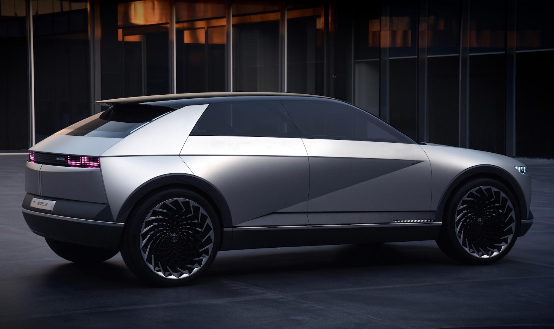 Hyundai 45 EV Concept
