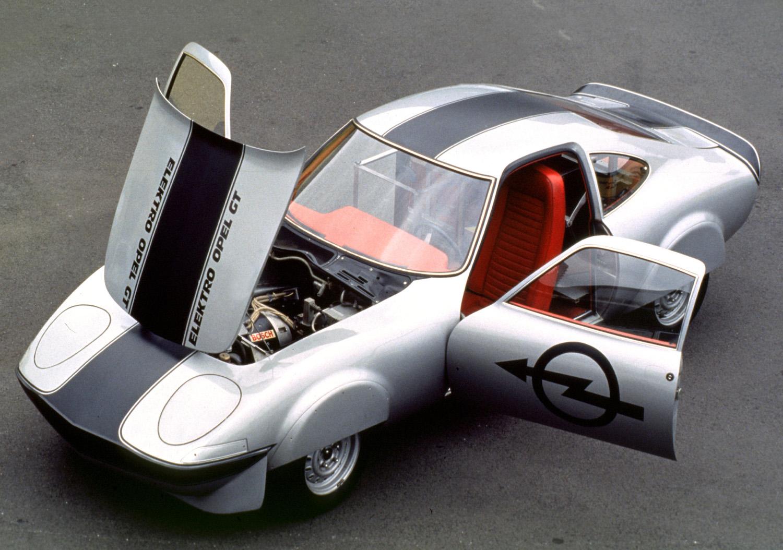 1971 Opel Elektro GT