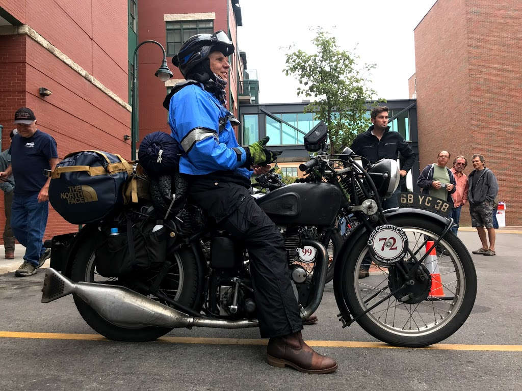 2019 Motorcycle Chase