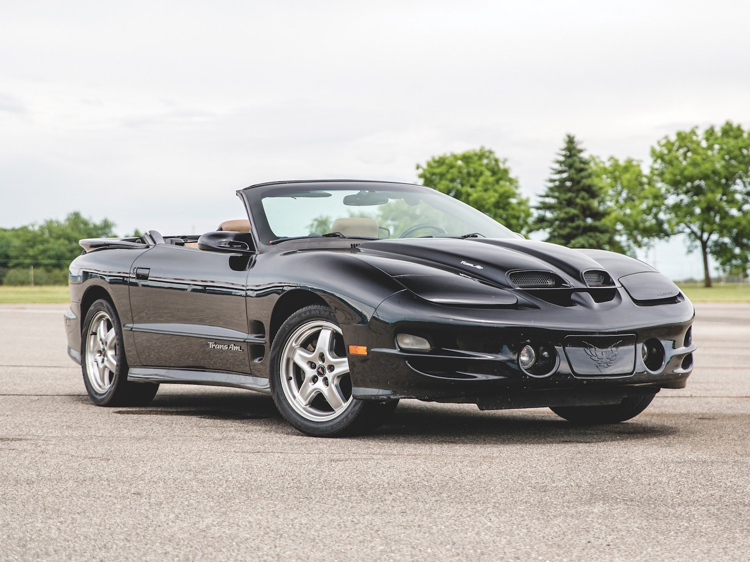 Bargain-bought 2001 Trans Am WS6 is outrageous in all the right ways