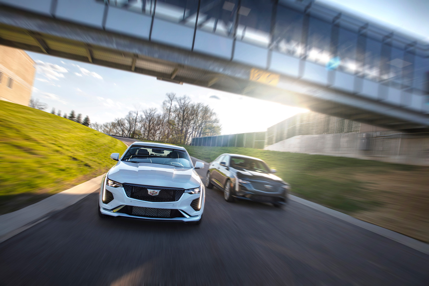 The non-V Cadillac CT4 will still have 309 horsepower available